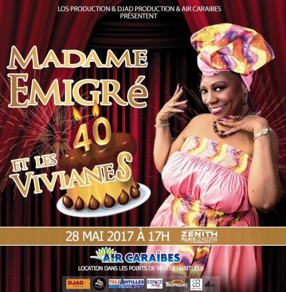 madame emigr et les 40 vivianes. Black Bedroom Furniture Sets. Home Design Ideas
