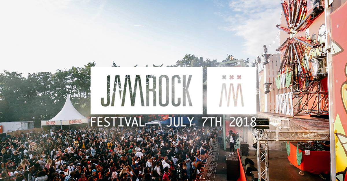 Trip From Paris To Jamrock Festival 2018