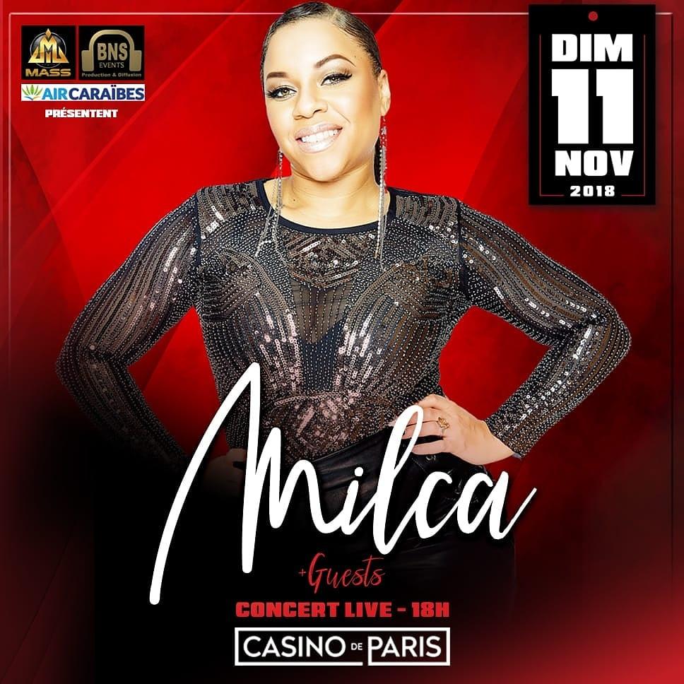 Milca - Casino de Paris / Paris (75)