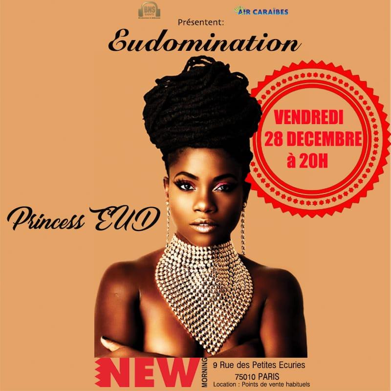Princess Eud - New Morning / Paris (75)