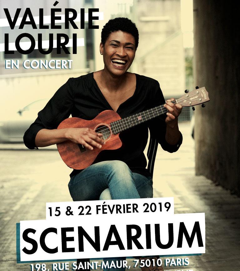 Valérie Louri - Scenarium / Paris (75)