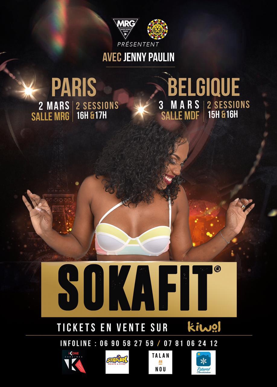 Sokafit Tour 2019 - Paris