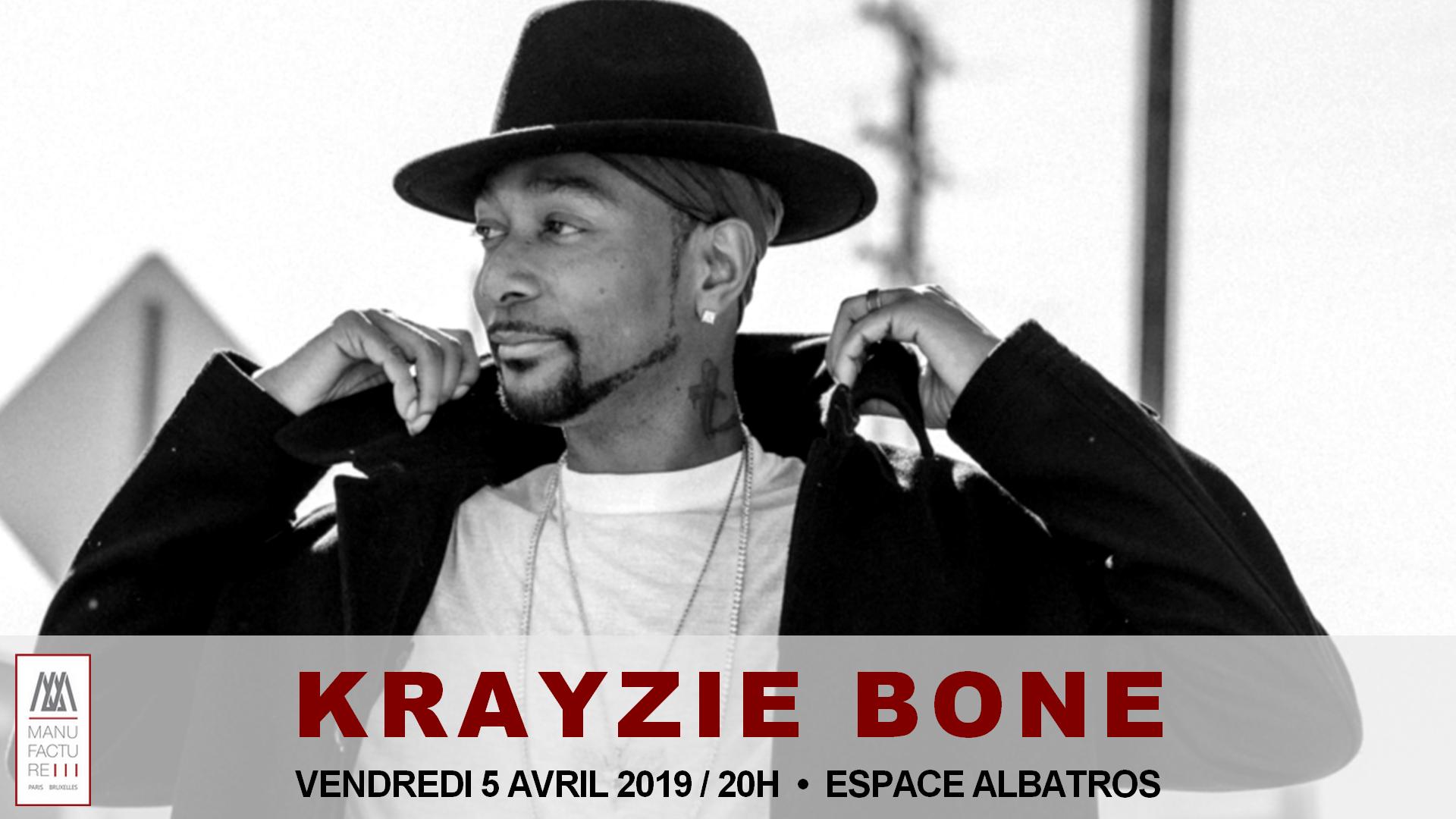 Krayzie Bone en concert