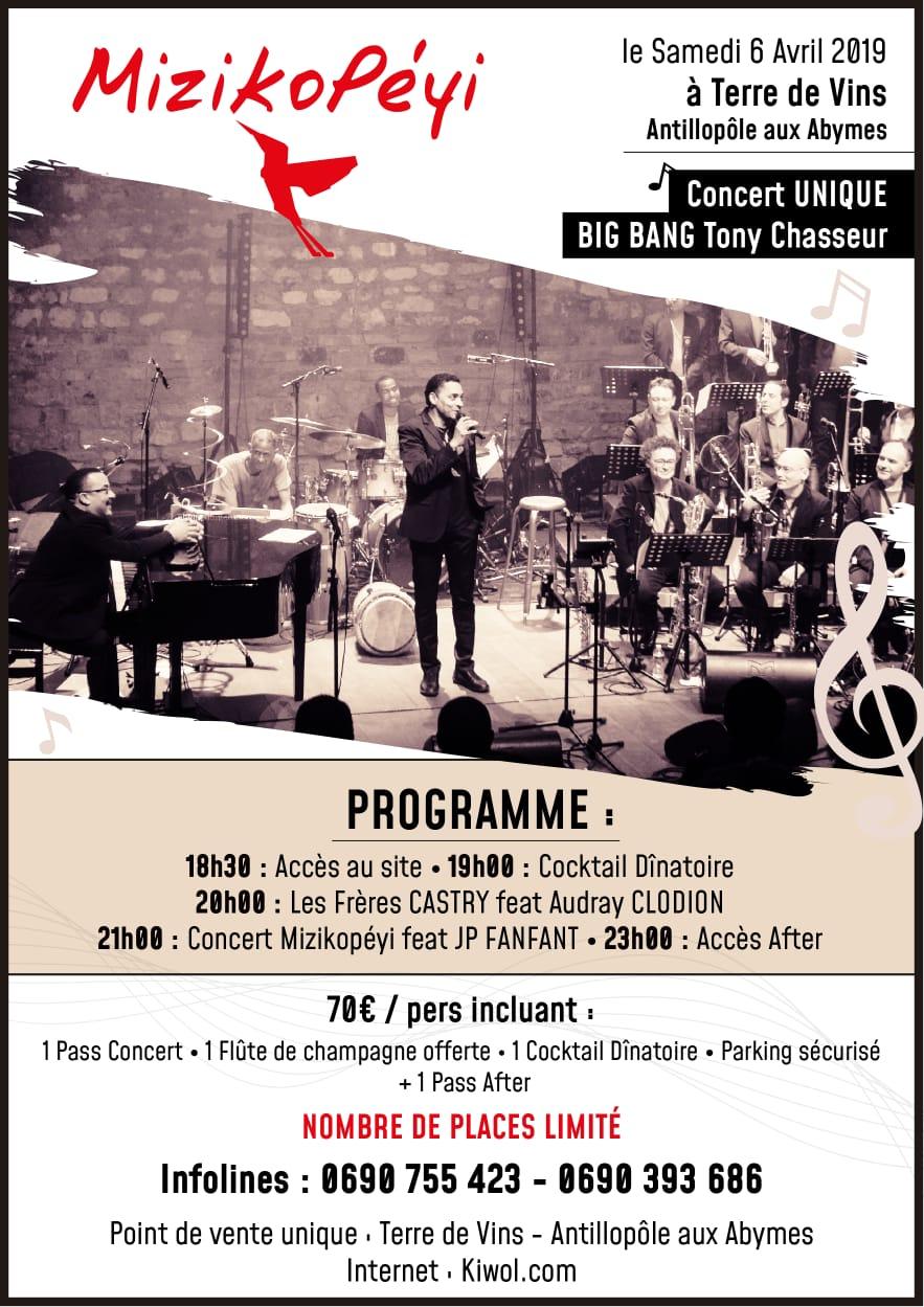 MizikOpéyi en concert - Les Abymes