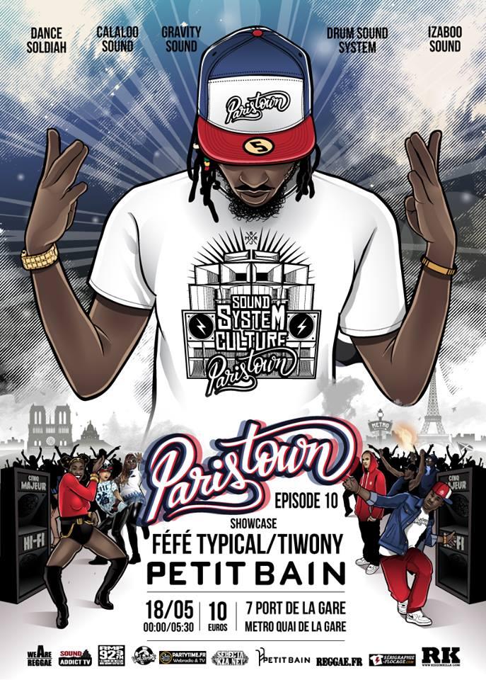 Paristown : Episode 10 Feat Féfé Typical & Tiwony