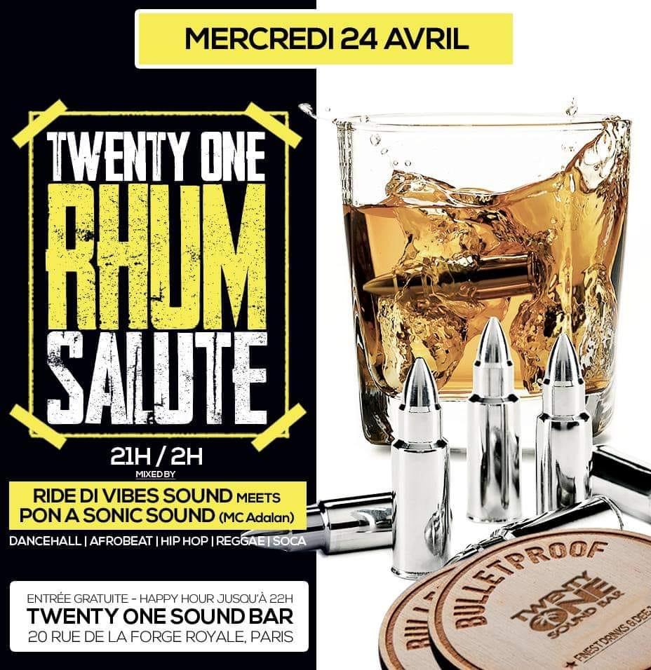 21 Rhum Salute