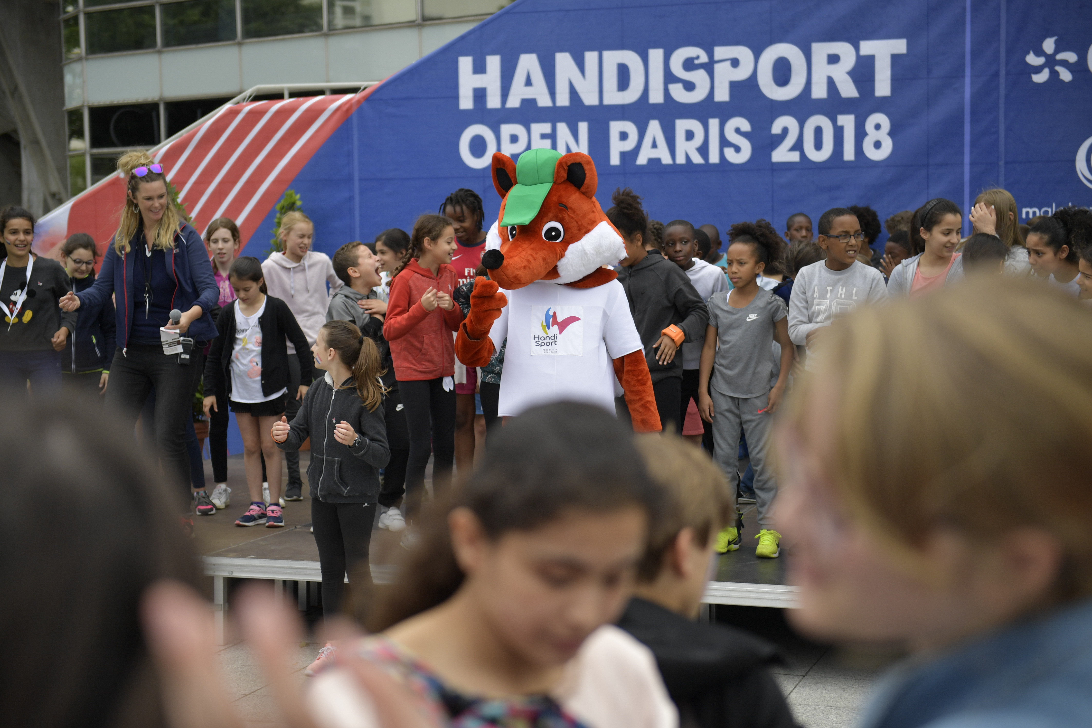 Handisport Open Paris 2019