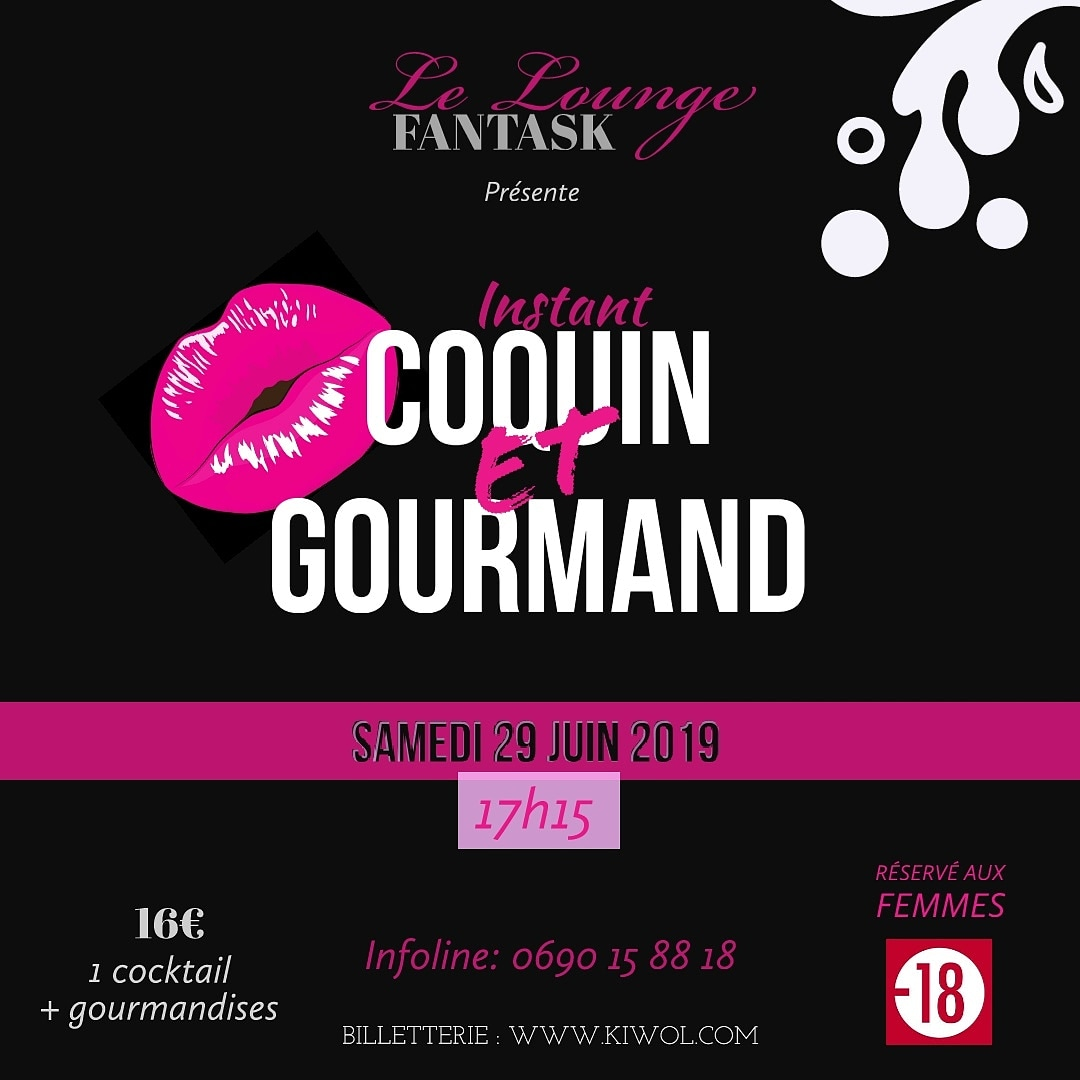Instant Coquin & Gourmand