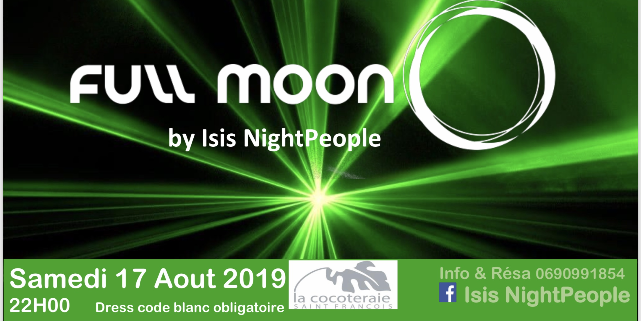 FULL MOON by Isis NightPeople