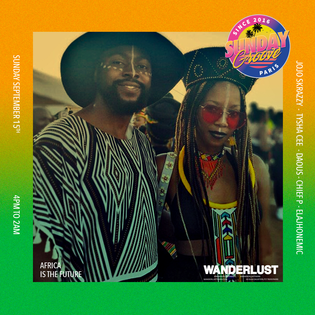 Sunday Groove - Africa is the future au Wanderlust