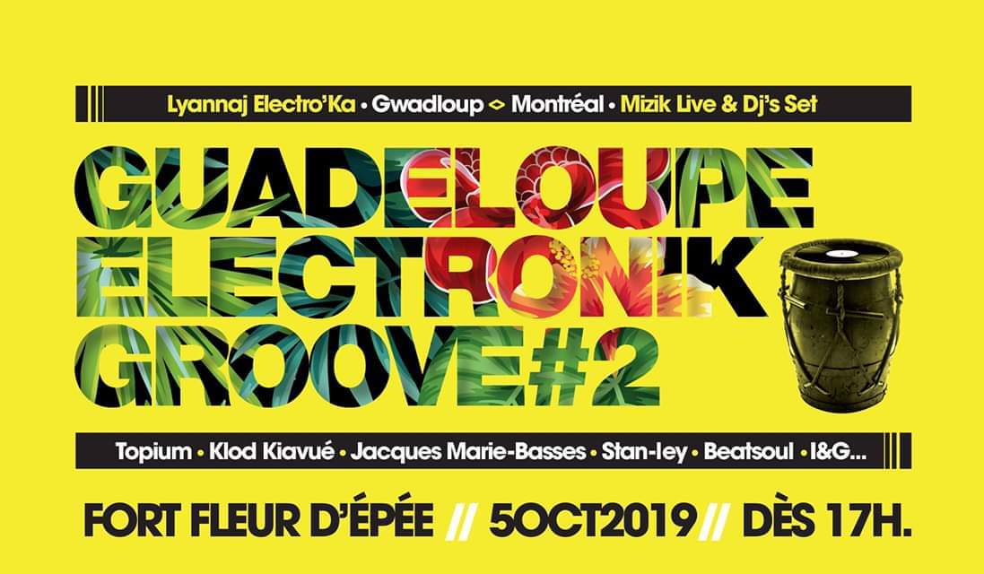 Guadeloupe Electronik Groove #2