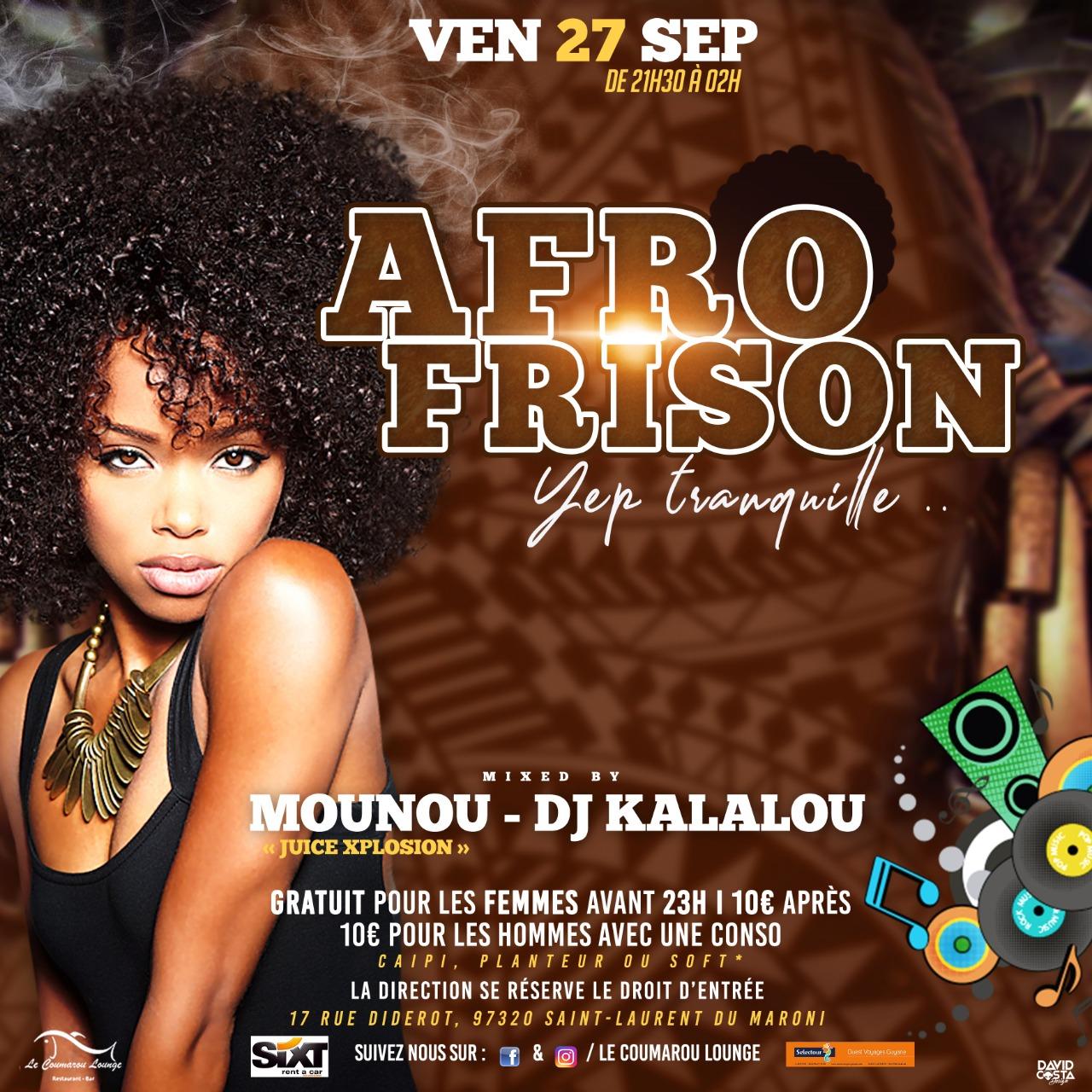 Afro Frison