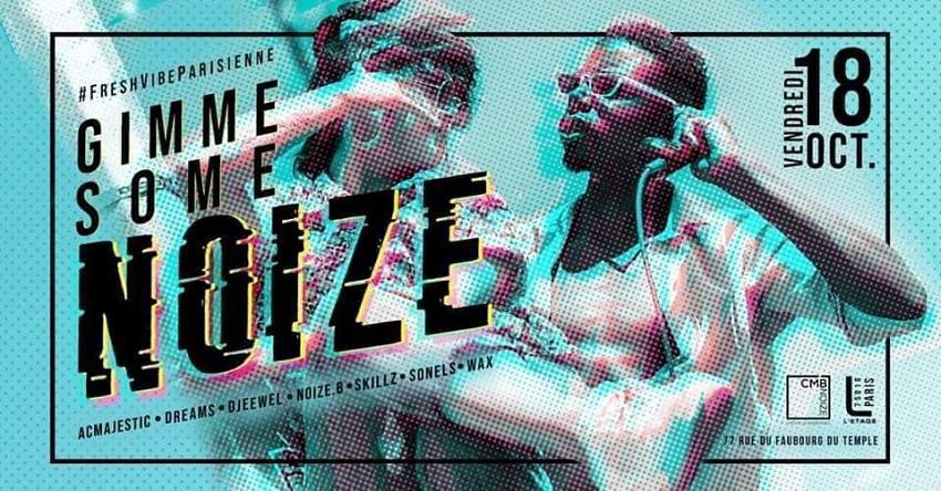 Gimme Some Noize