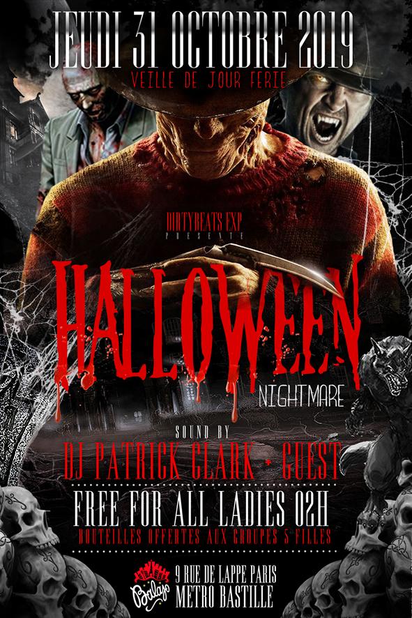 Halloween  Nightmare Party