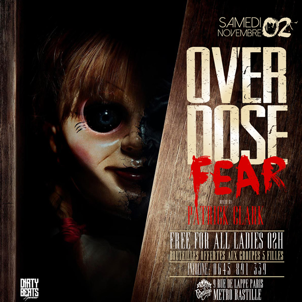 Overdose fear