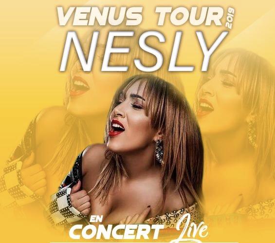 Nesly - Venus Tour Martinique