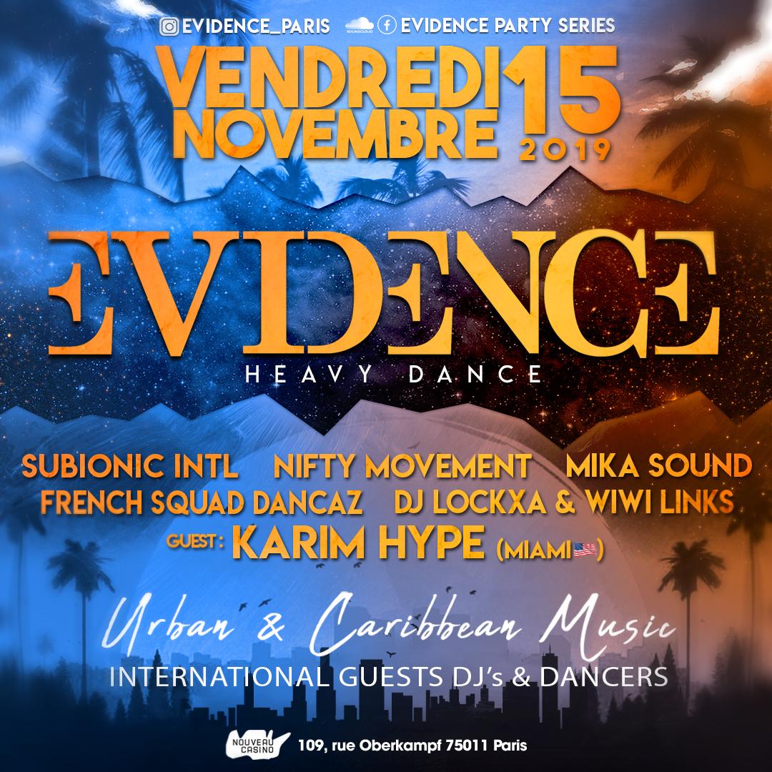EVIDENCE | Guest Karim Hype (Miami)