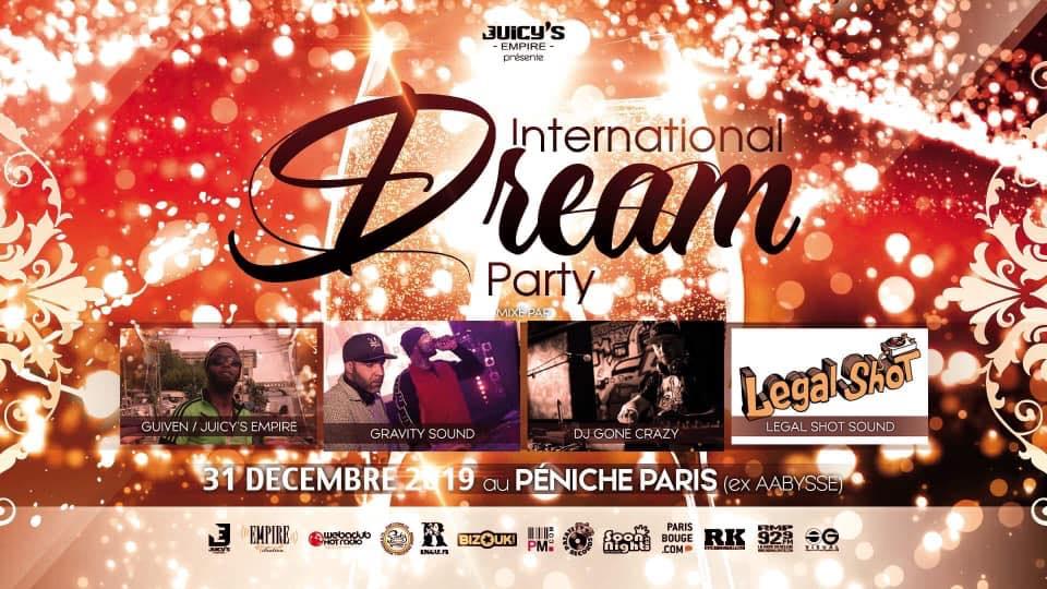 Interdantional dream party - Dancehall - urban music