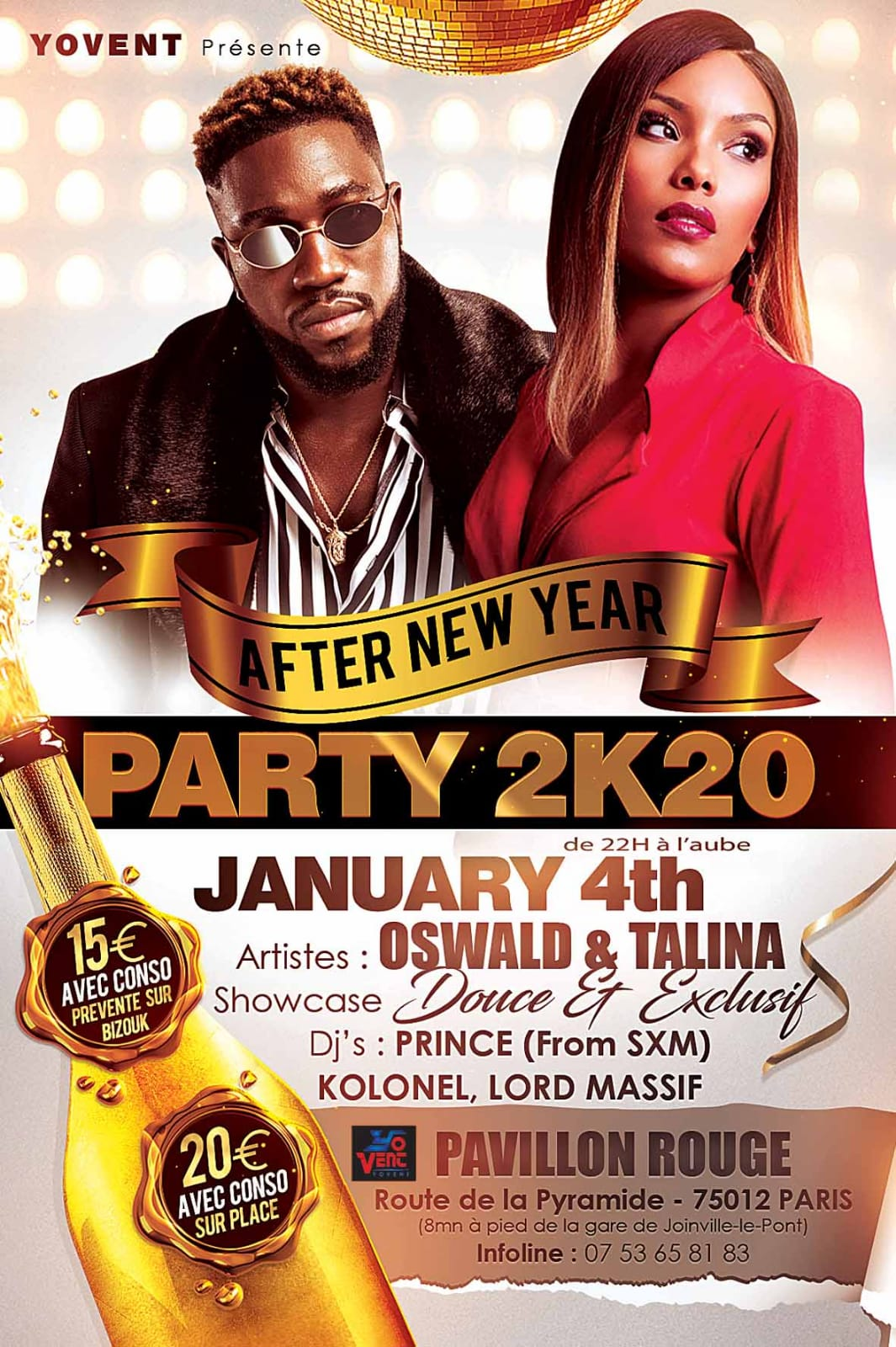 AFTER NEW YEAR PARTY 2K20