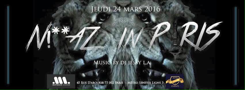 N!**AZ IN PARIS !!