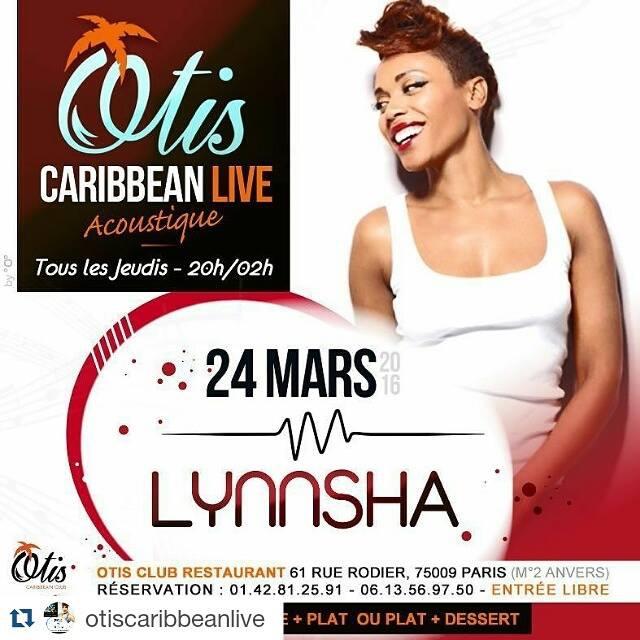 Otis Caribbean Live Acoustique