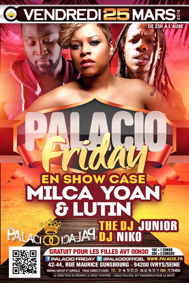 Palacio Friday