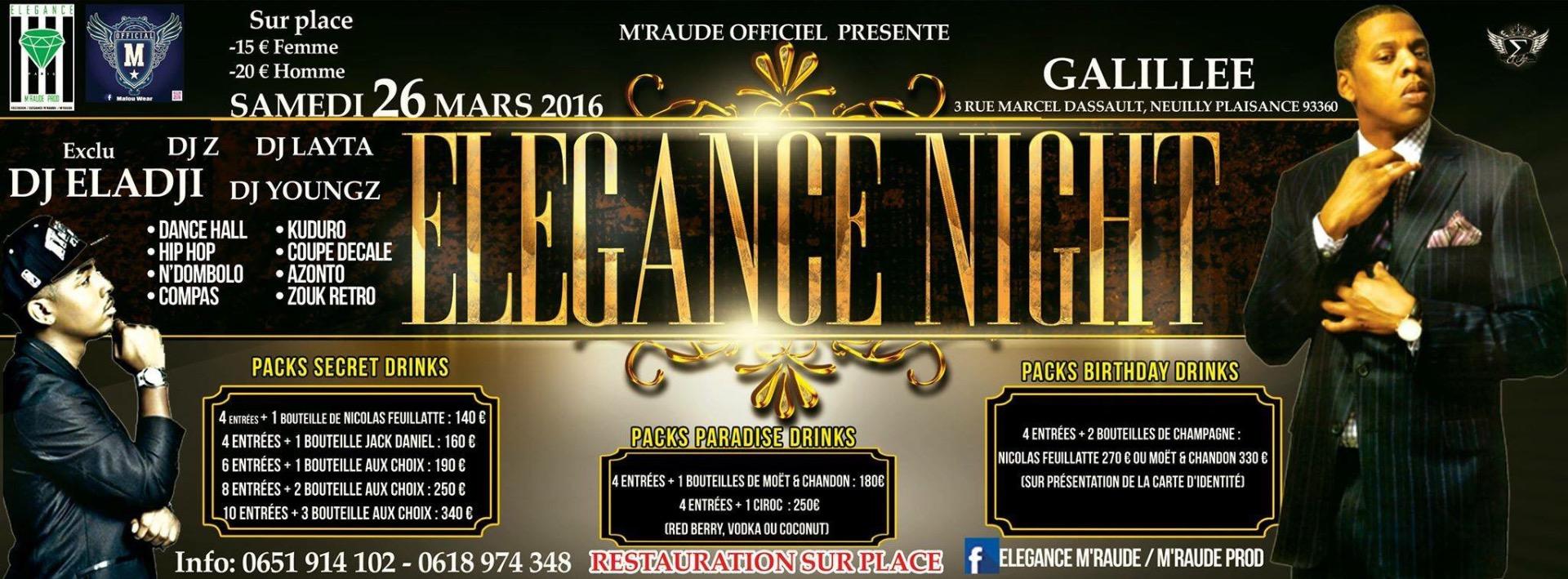 Elegance Night