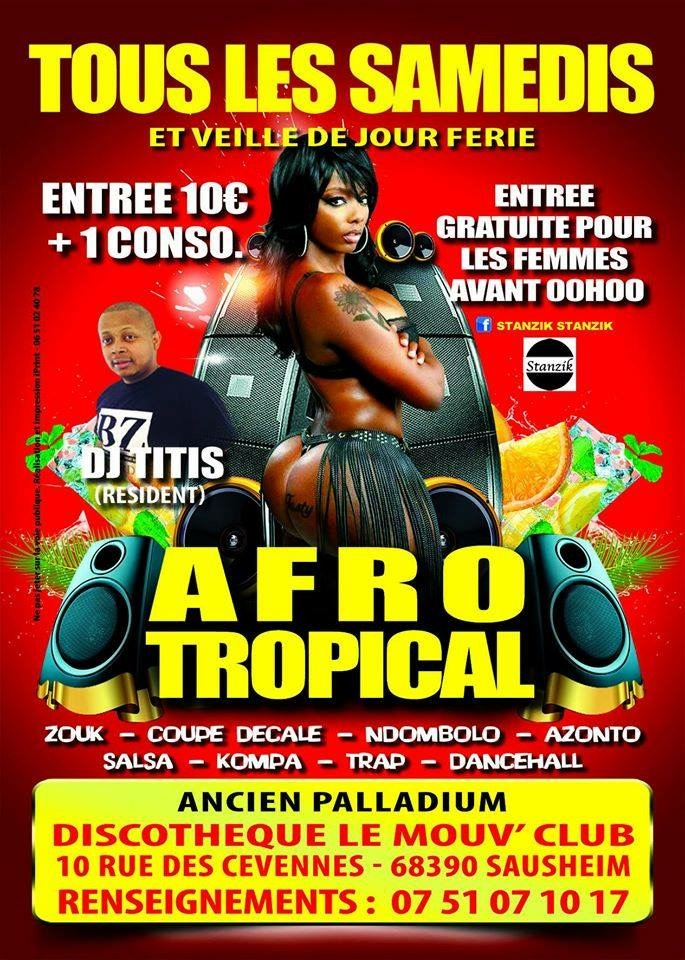 Afro Tropical