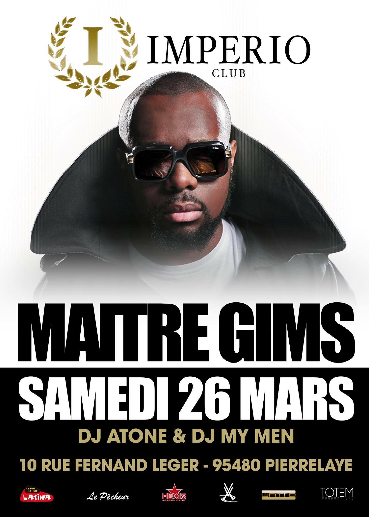 MAITRE GIM'S - SUPERSTAR