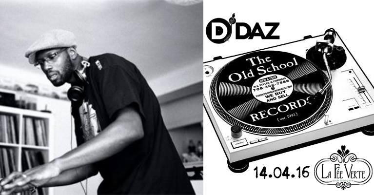 DJ DAZ #2 - La Fée Verte