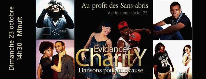 Evidance Charity  dansons pour une cause