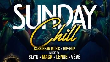 Sunday Chill Première edition  #1 / Clara Club  (04.02.2018)